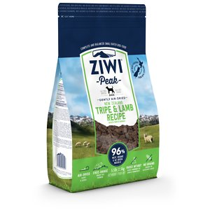 Ziwi Peak Tripe & Lamb Grain-Free Air-Dried Dog Food