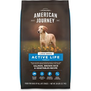 American Journey Active Life Formula Large Breed Salmon