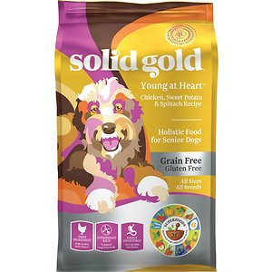Solid Gold Young At Heart Senior Grain-Free Chicken