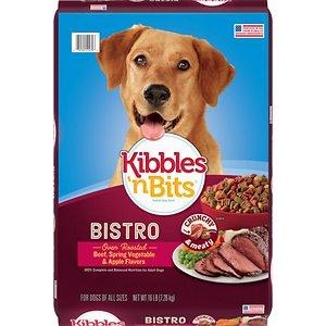 Kibbles 'n Bits Bistro Oven Roasted Beef