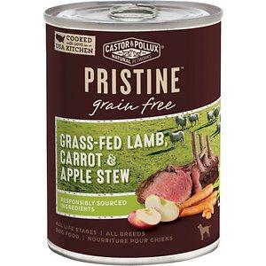 Castor & Pollux PRISTINE Grain-Free Grass-Fed Lamb