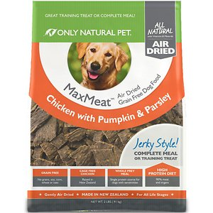 Only Natural Pet MaxMeat Chicken Grain-Free Air-Dried Dog Food