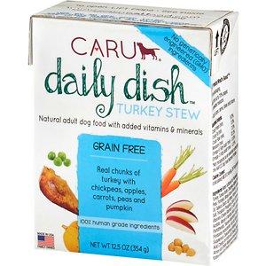 Caru Daily Dish Turkey Stew Grain-Free Wet Dog Food