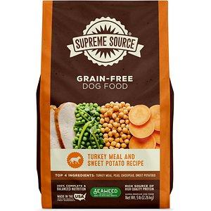 Supreme Source Grain-Free Turkey Meal & Sweet Potato Recipe Dry Dog Food