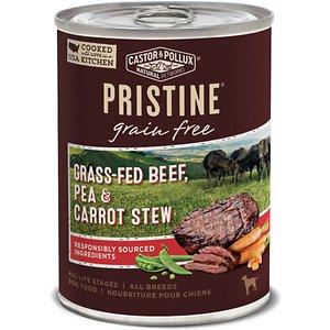 Castor & Pollux PRISTINE Grain-Free Grass-Fed Beef