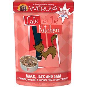 Weruva Cats in the Kitchen Mack