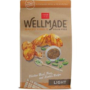 Cloud Star WellMade Baked Light Weight Management Grain-Free Chicken Meal