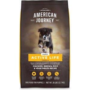 American Journey Active Life Formula Puppy Chicken