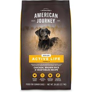 American Journey Active Life Formula Senior Chicken