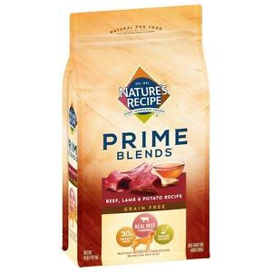 Nature's Recipe Prime Blends Grain-Free Beef