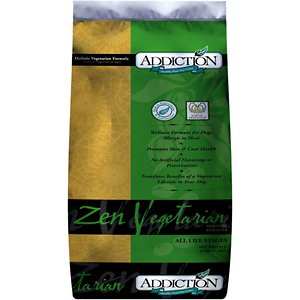 Addiction Zen Holistic Vegetarian Formula Chicken-Free Dry Dog Food