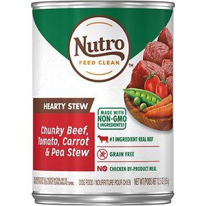 Nutro Hearty Stew Adult Chunky Beef