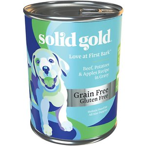 Solid Gold Love At First Bark Beef