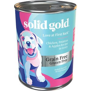 Solid Gold Love At First Bark Chicken