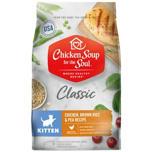 Chicken Soup for the Soul Kitten Chicken