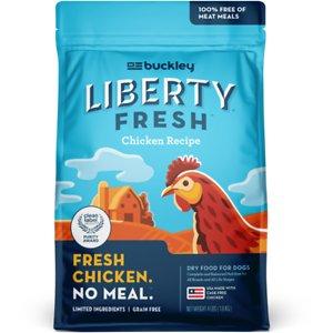 Buckley Liberty Fresh Grain-Free Chicken Recipe Dry Dog Food