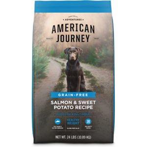 American Journey Healthy Weight Salmon & Sweet Potato Recipe Grain-Free Dry Dog Food