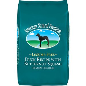 American Natural Premium Legume-Free Chicken-Free Duck with Butternut Squash Dry Dog Food