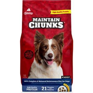 Maintain Chunks Meaty Flavor Dry Dog Food