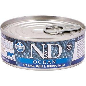 Farmina Natural & Delicious Ocean Sea Bass