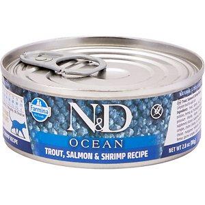 Farmina Natural & Delicious Ocean Trout