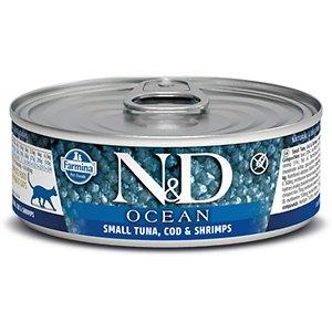 Farmina Natural & Delicious Ocean Small Tuna