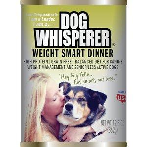 Dog Whisperer Weight Smart Dinner Canned Dog Food 12.8-oz can