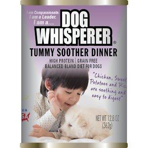 Dog Whisperer Tummy Soother Dinner Canned Dog Food