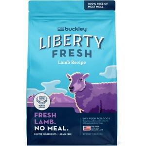 Buckley Liberty Fresh Grain-Free Lamb Recipe Dry Dog Food