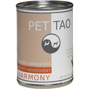 PET TAO Harmony Diets Limited Ingredient Canned Dog Food