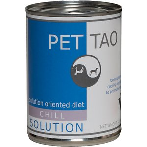 PET TAO Solution Diets Chill Canned Dog Food