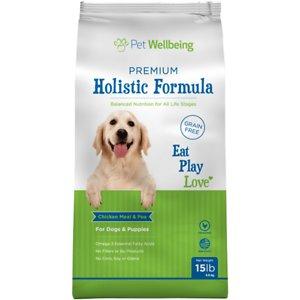 Pet Wellbeing Premium Holistic Formula Dry Dog Food