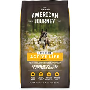 American Journey Active Life Formula Small Breed Chicken