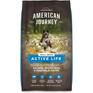 American Journey Active Life Formula Small Breed Salmon