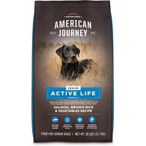 American Journey Active Life Formula Senior Salmon