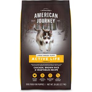 American Journey Active Life FormulaLarge Breed Puppy Chicken