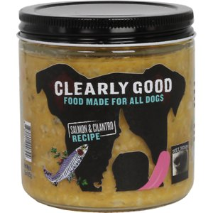 Wet Noses Clearly Good Salmon & Cilantro Recipe Wet Dog Food