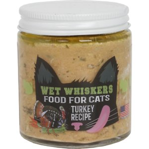 Wet Noses Wet Whiskers Turkey Recipe Wet Cat Food