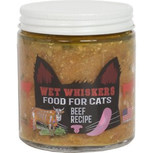 Wet Noses Wet Whiskers Beef Recipe Wet Cat Food