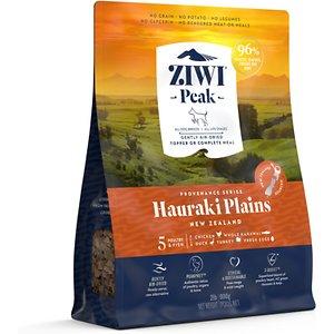 Ziwi Peak Hauraki Plains Grain-Free Air-Dried Dog Food