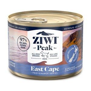 Ziwi Peak East Cape Canned Dog Food