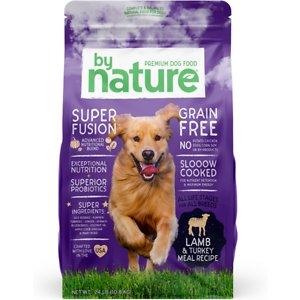 By Nature Pet Foods Grain-Free Lamb & Turkey Recipe Dry Dog Food