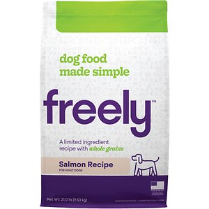 Freely Salmon Recipe Limited Ingredient Whole Grain Dry Dog Food