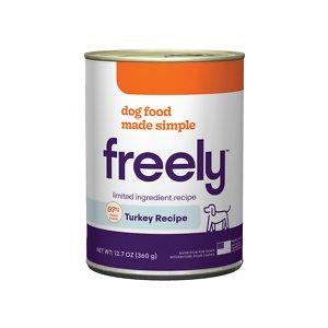 Freely Turkey Recipe Limited Ingredient Grain-Free Wet Dog Food