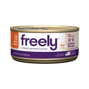 Freely Salmon Recipe Limited Ingredient Grain-Free Wet Dog Food