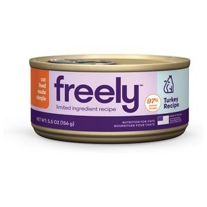 Freely Turkey Recipe Limited Ingredient Grain-Free Wet Cat Food