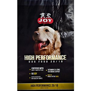 Joy High Performance Dry Dog Food