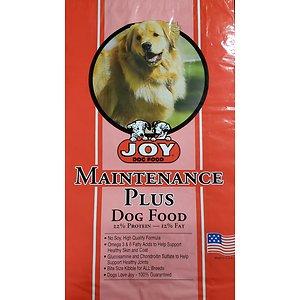Joy Maintenance Plus Dry Dog Food