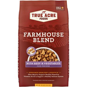 True Acre Foods Farmhouse Blend with Beef & Vegetables