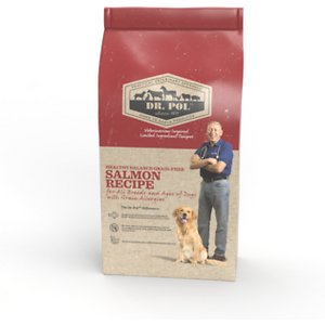 Dr. Pol Healthy Balance Salmon Recipe Grain-Free Dry Dog Food